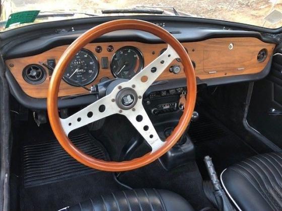 1968 Triumph TR250 Convertible