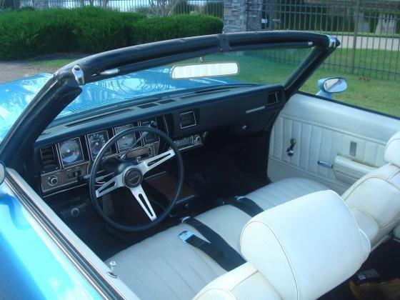 1972 Buick Skylark GS 455 Convertible