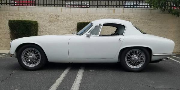 1963 Lotus Elite Special Edition