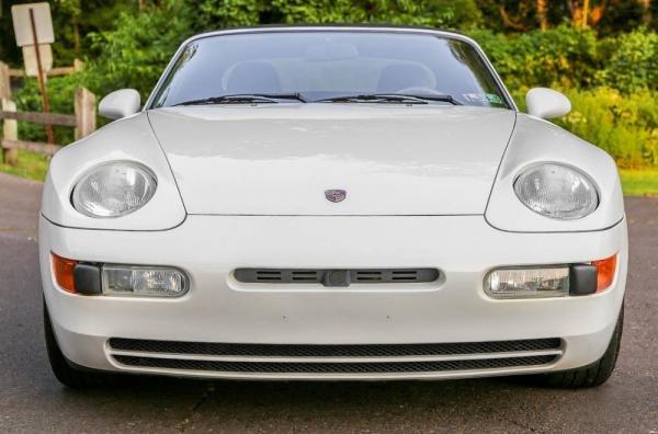 1995 Porsche 968 Manual 3.0L Convertible