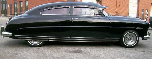 1959 Hudson Super Coupe Brougham Automatic