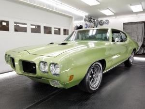 1970 Pontiac GTO 400 Automatic