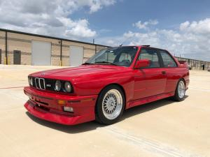 1988 BMW M3 Copue E30 Manual