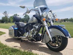 2017 Indian Springfield Custom
