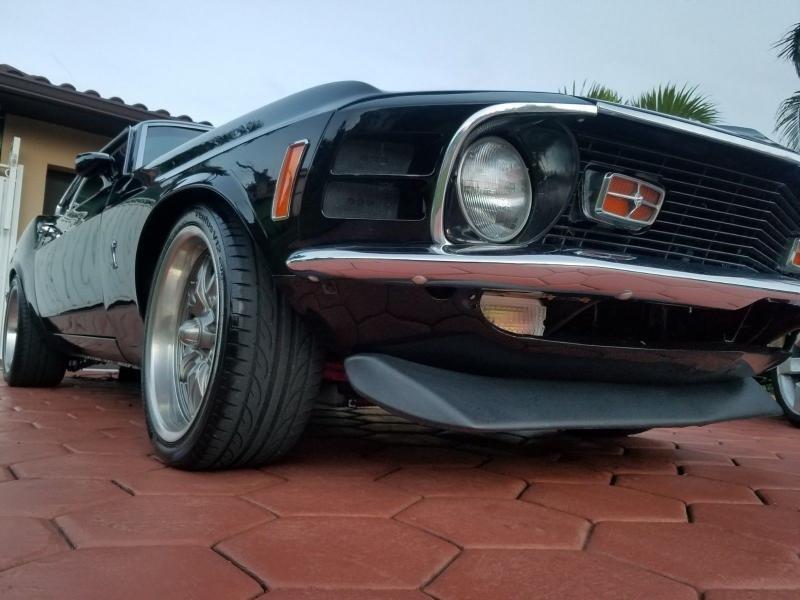 Cars - 1970 Ford Mustang Fastback Restomod 408 Stroker
