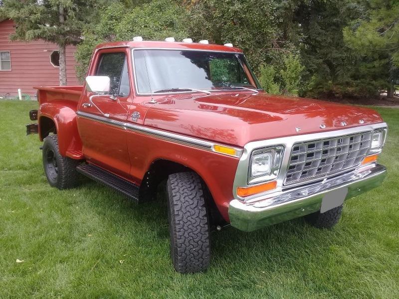 Cars - 1978 Ford F-150 XLT 4x4 351 Windsor
