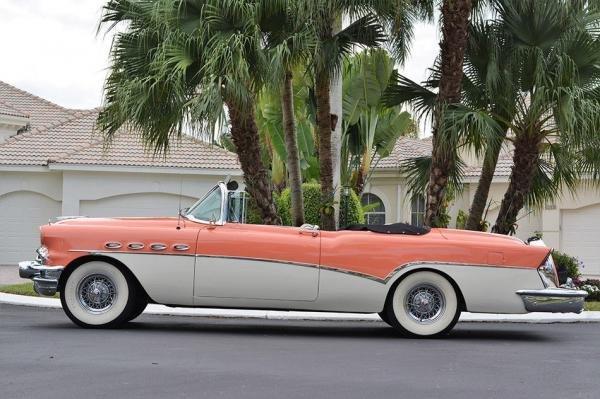 1956 Buick Roadmaster Convertible High Class