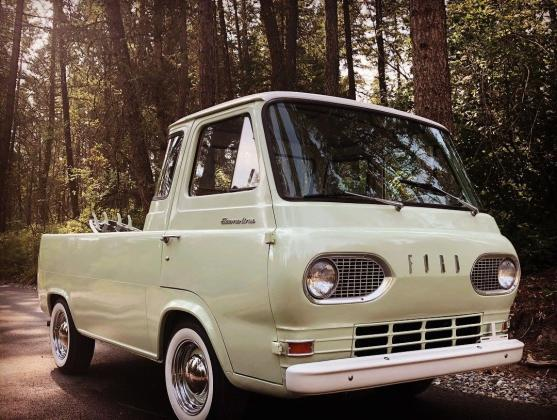 1964 Ford Econoline Pickup 4Speed
