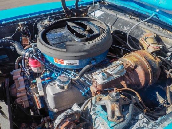 1970 Mercury Cyclone Spoiler 429ci 429SCJ