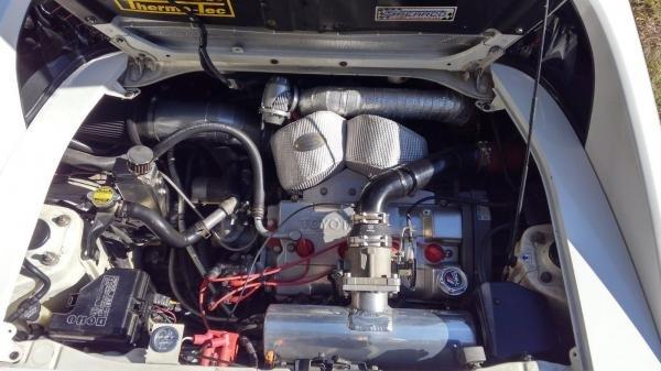 1993 Toyota MR2 Turbo 3SGTE 2.2L Stroker