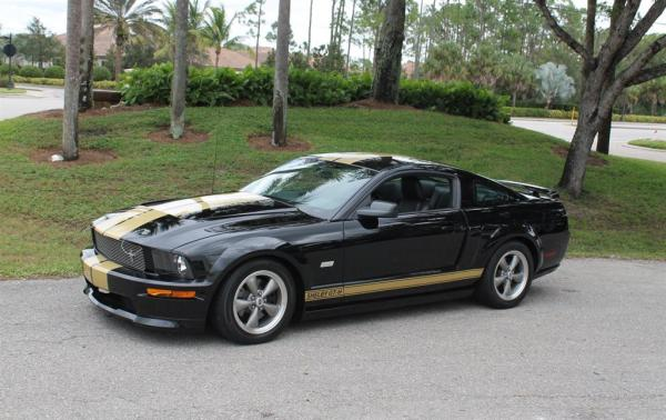 2006 Ford Mustang Hertz GT Shelby Coupe 4.6L V8 Automatic