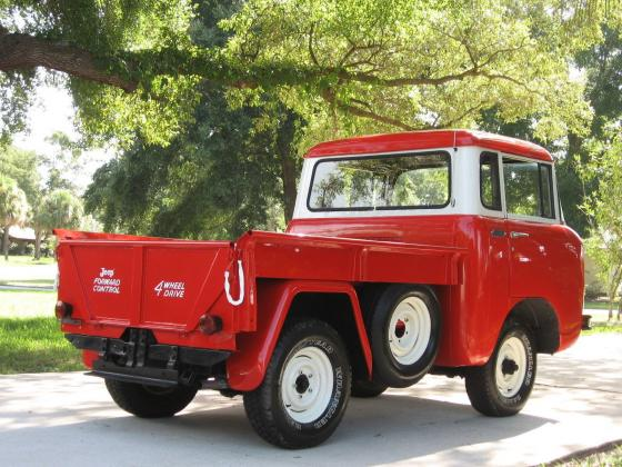 1958 Jeep Willys Pickup 4WD