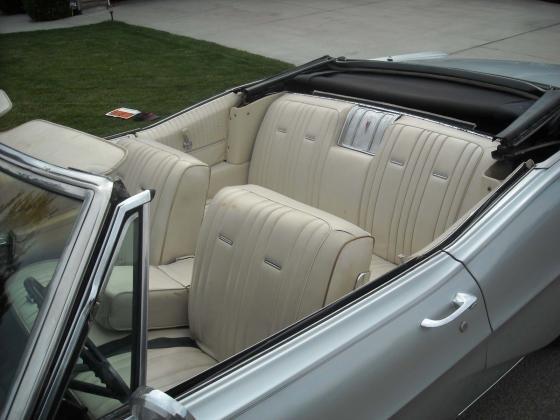 1967 Pontiac Bonneville Convertible 400cid