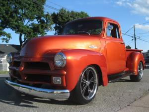 1954 Chevrolet 5 Window Truck