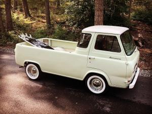 1964 Ford Econoline Pickup 4Speed