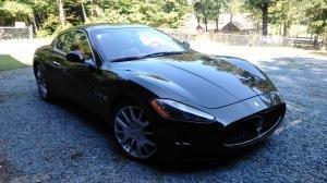 2009 Maserati Gran Turismo V-8 4.2L