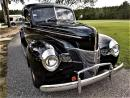 1940 Ford Deluxe Business Coupe Street Rod 400HP