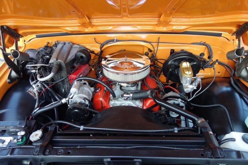 Cars - 1972 Chevrolet Blazer K5 CST 350Ci V8 Engine