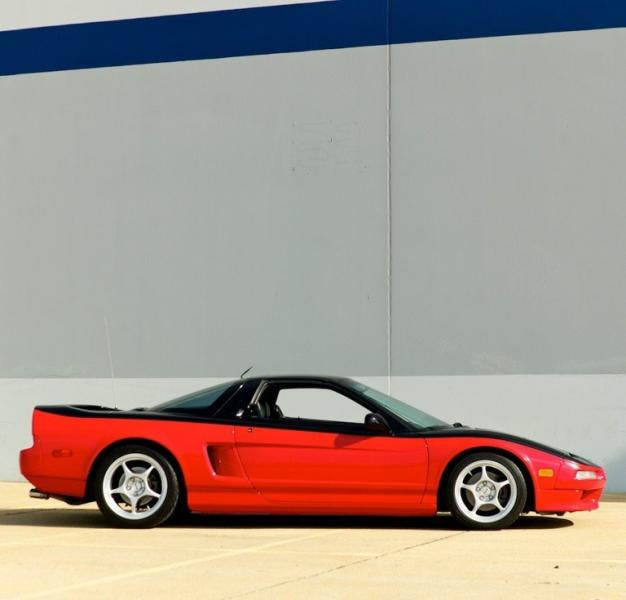 1991 Acura NSX 3L V6 2 Dr Coupe