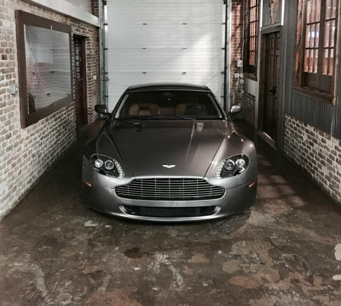 2008 Aston Martin Vantage Coupe