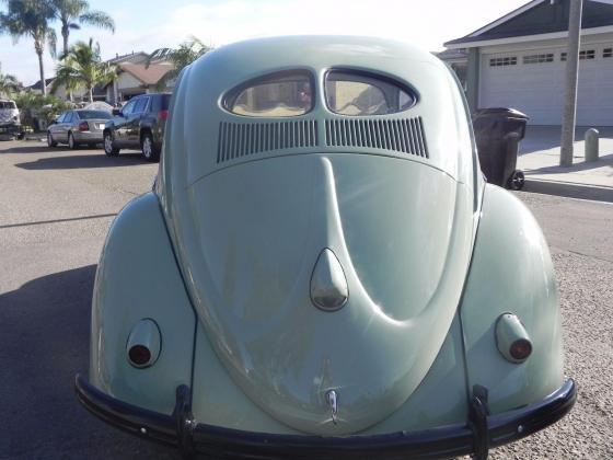 1952 Volkswagen Beetle - Classic Split Window