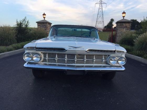 1959 Chevrolet Impala Hardtop 283 v8
