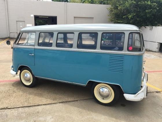 1964 Volkswagen Bus Vanagon Deluxe Manual