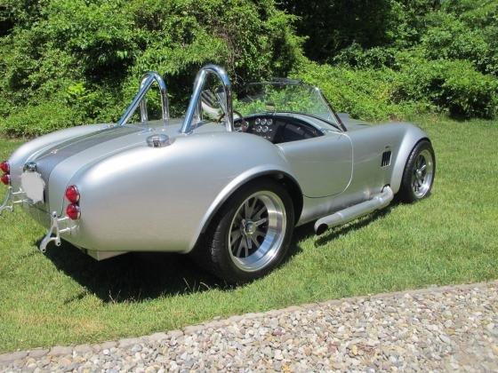 1965 Shelby Cobra Replica 393Ci 450Hp Factory Five