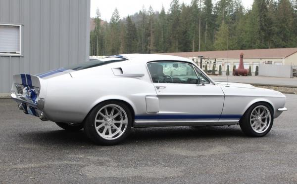 1967 Ford Mustang GT Fastback 351w V8 4-Speed