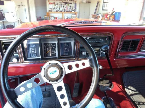 1979 Ford Bronco Ranger XLT 351M 5.8L 2oHV V8