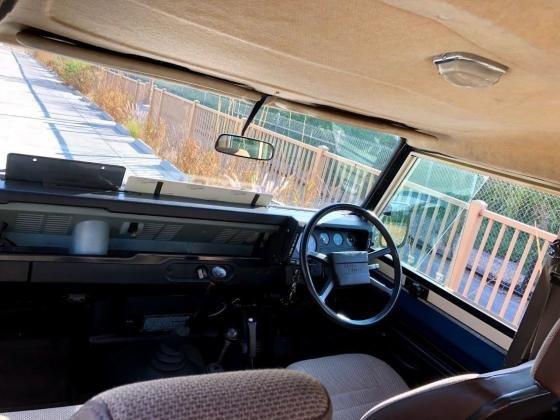 1984 Land Rover Defender 110 Rhd V8 County