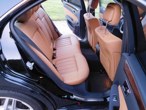2011 Mercedes-Benz E-Class 4-Matic AMG Package