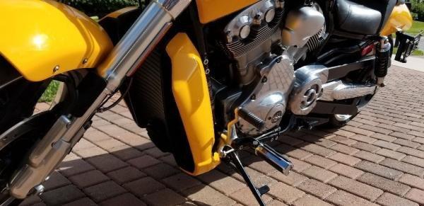 2012 Harley-Davidson V-ROD Muscle