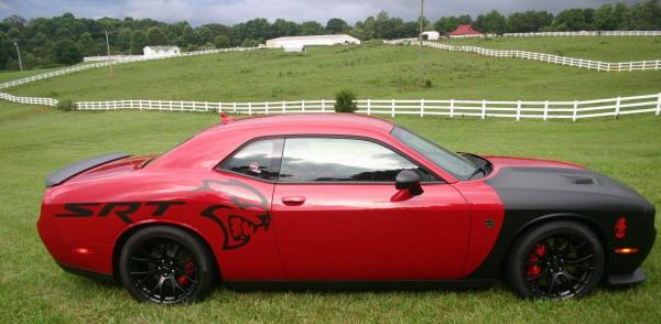 2015 Dodge Challenger Hellcat SRT 765HP