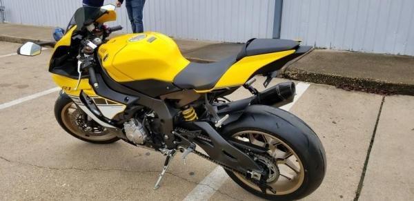 2016 Yamaha YZF-R1 998cc 60th Anniversary