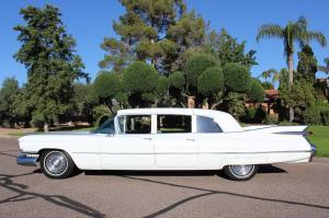 1959 Cadillac Fleetwood 390Ci V8 Limo Automatic
