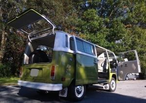 1978 Volkswagen Bus Vanagon No Rust