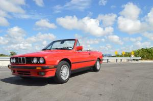 1991 BMW 325I E30 Convertible 2.5L Inline Six Paired