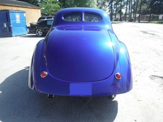 1941 Willys 441 Coupe Blown 454