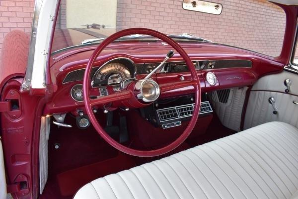 1955 Pontiac Star Chief Catalina Hardtop Custom