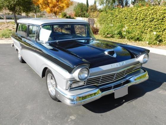 1957 Ford Del Rio Station Wagon 302