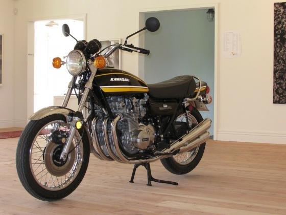 1974 Kawasaki Z1-A 900 Full Restored