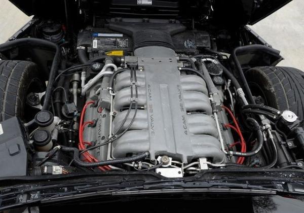 1990 Chevrolet  Corvette ZR1 5.7L MPFI DOHC 32 VALVE V8