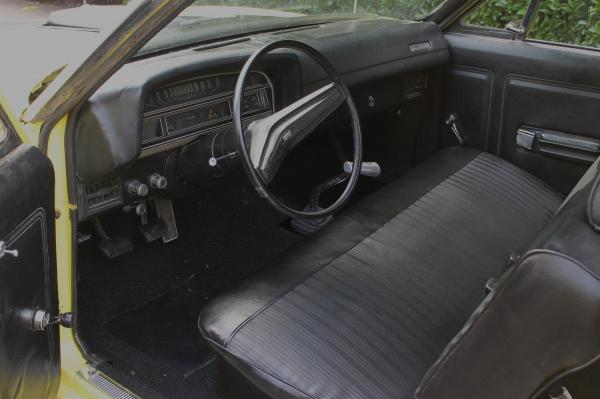 1970 Ford Falcon 429 4 Speed Manual