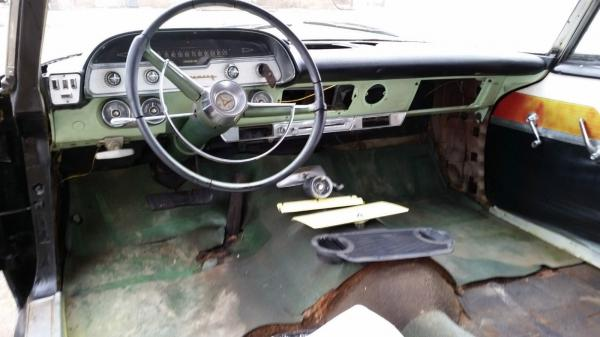 1958 Desoto Firesweep Coupe Project