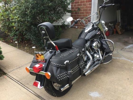 2014 Harley Heritage Softail Classic 1690cc