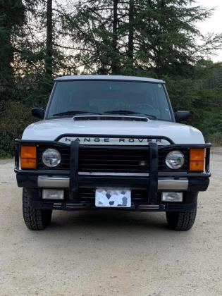 1993 Land Rover Range Rover 4.2L A/C & PW