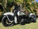 1944 Harley-Davidson FL Knucklehead Beautiful