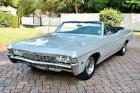 1968 Chevrolet Impala Convertible 454 Big Block