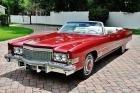 1974 Cadillac Eldorado Convertible Pristine Condition